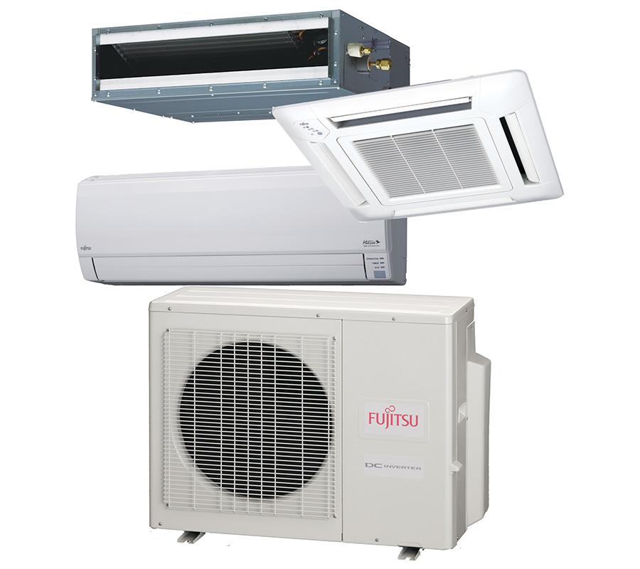 fujitsu-ductless-hvac-system